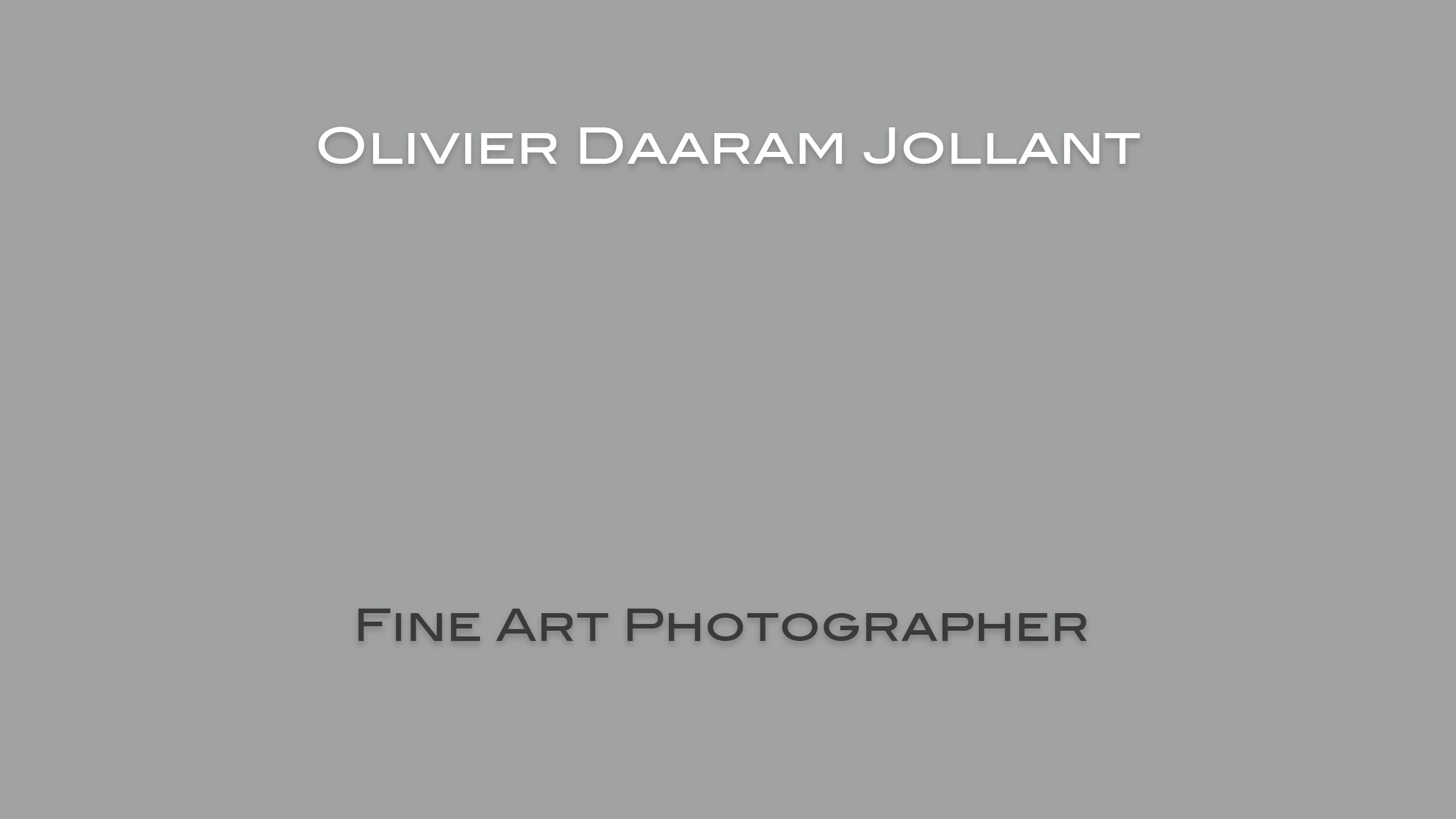 Olivier Daaram Jollant (@daaram) Cover Image