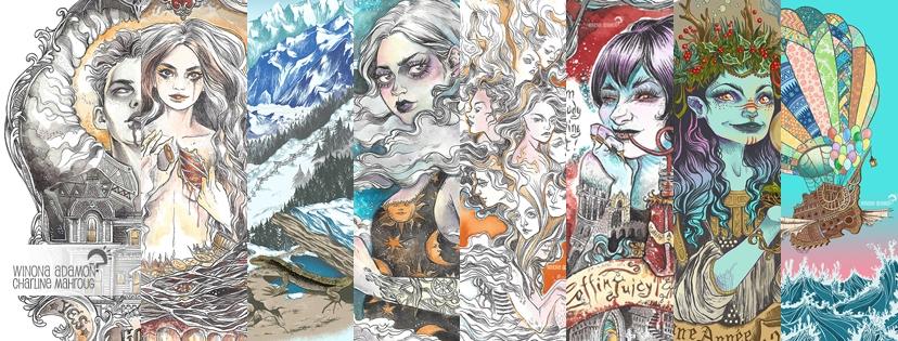 Charline Mahroug (@winona-adamon) Cover Image