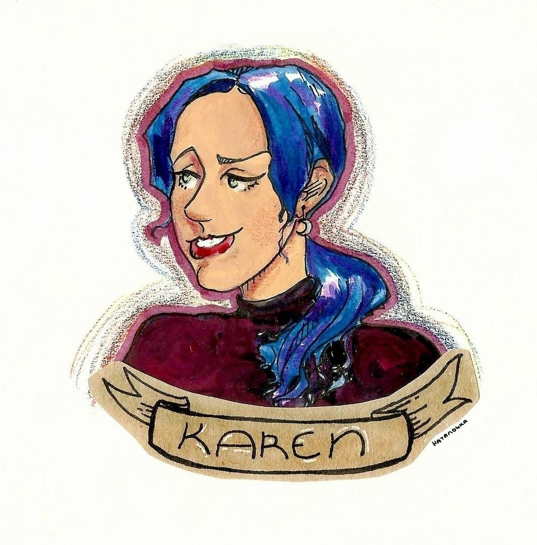 Karen J. Sawrey (@karensawrey) Cover Image