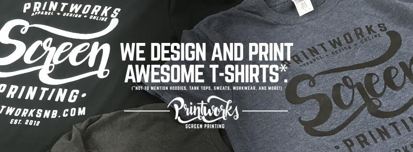 Printworks Screen Printing (@printworksnb) Cover Image