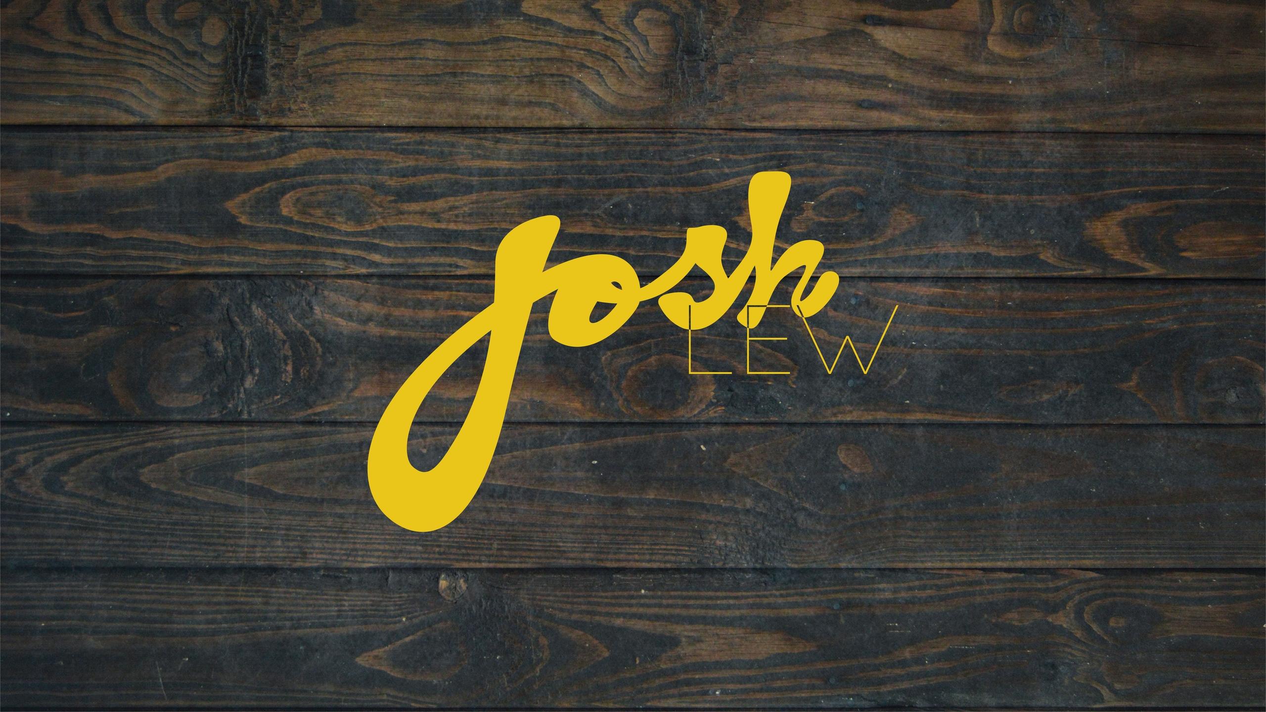 Joshua Lew (@joshlew) Cover Image