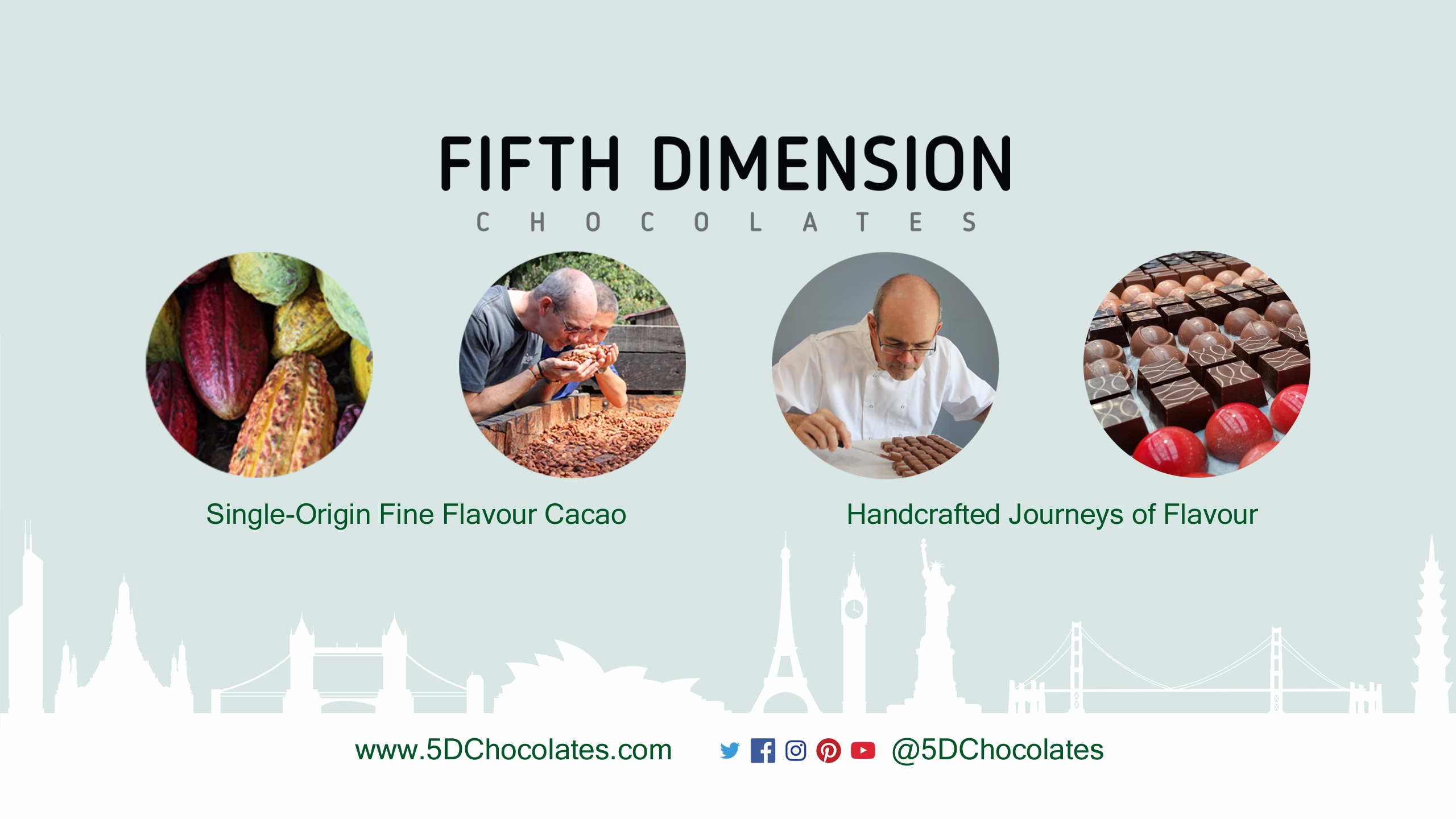Fifth Dimension Chocolates (@5dchocolates) Cover Image