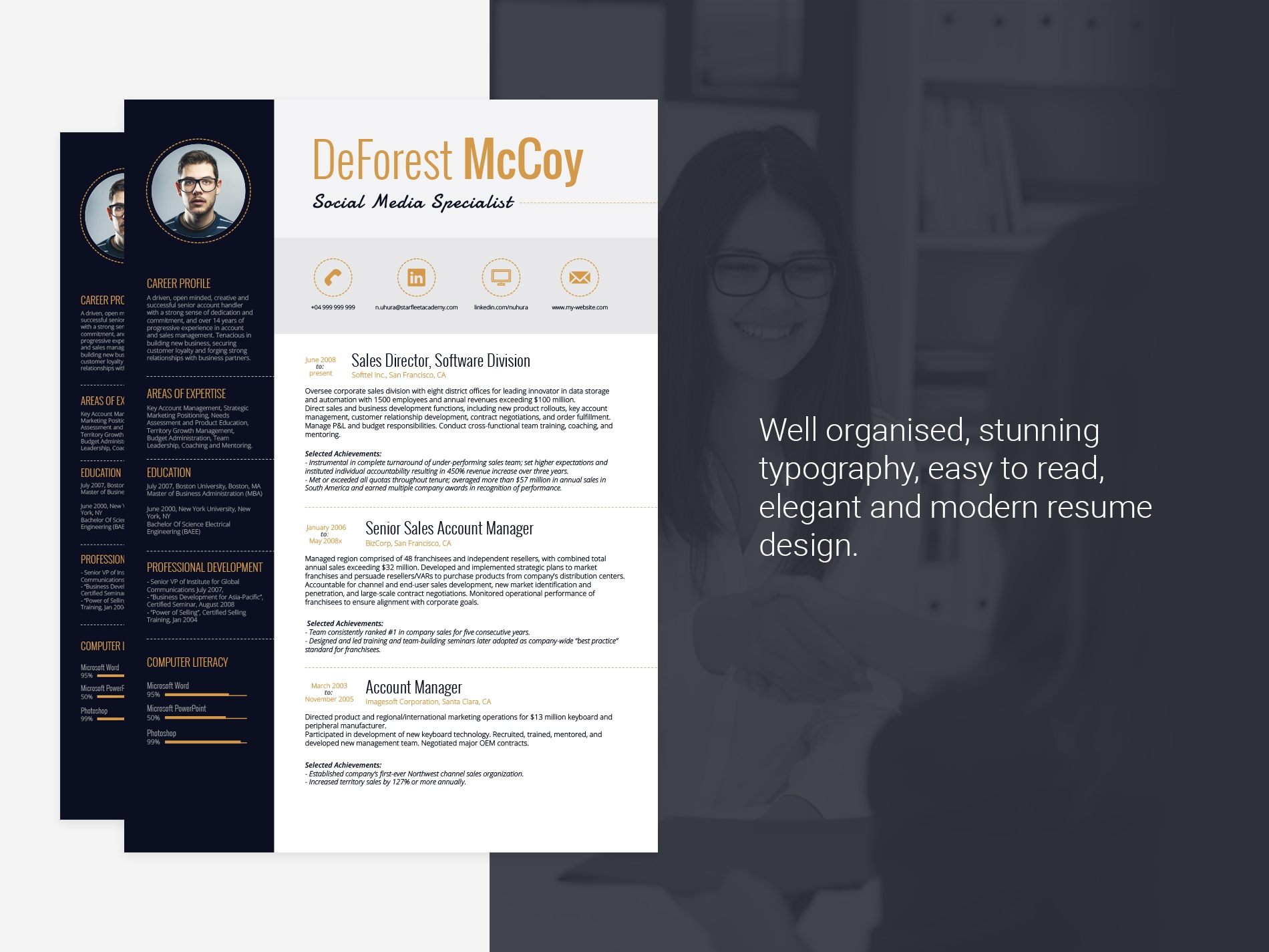 Resume Templates (@resume-templates) Cover Image