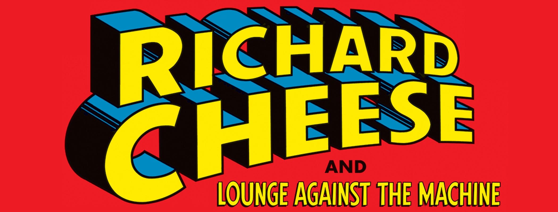 Richard Cheese (@richardcheese) Cover Image