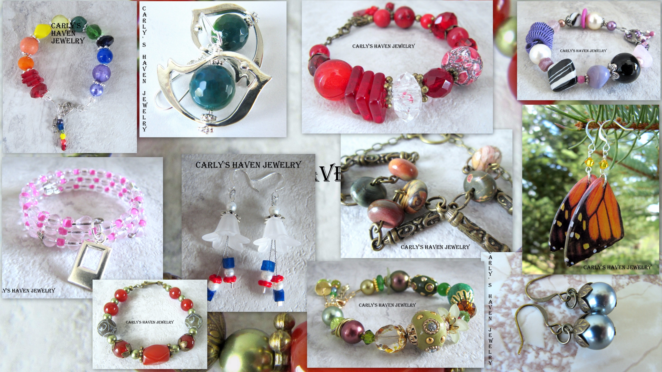 Carly's Haven Jewelry (@carlyshavenjewelry) Cover Image