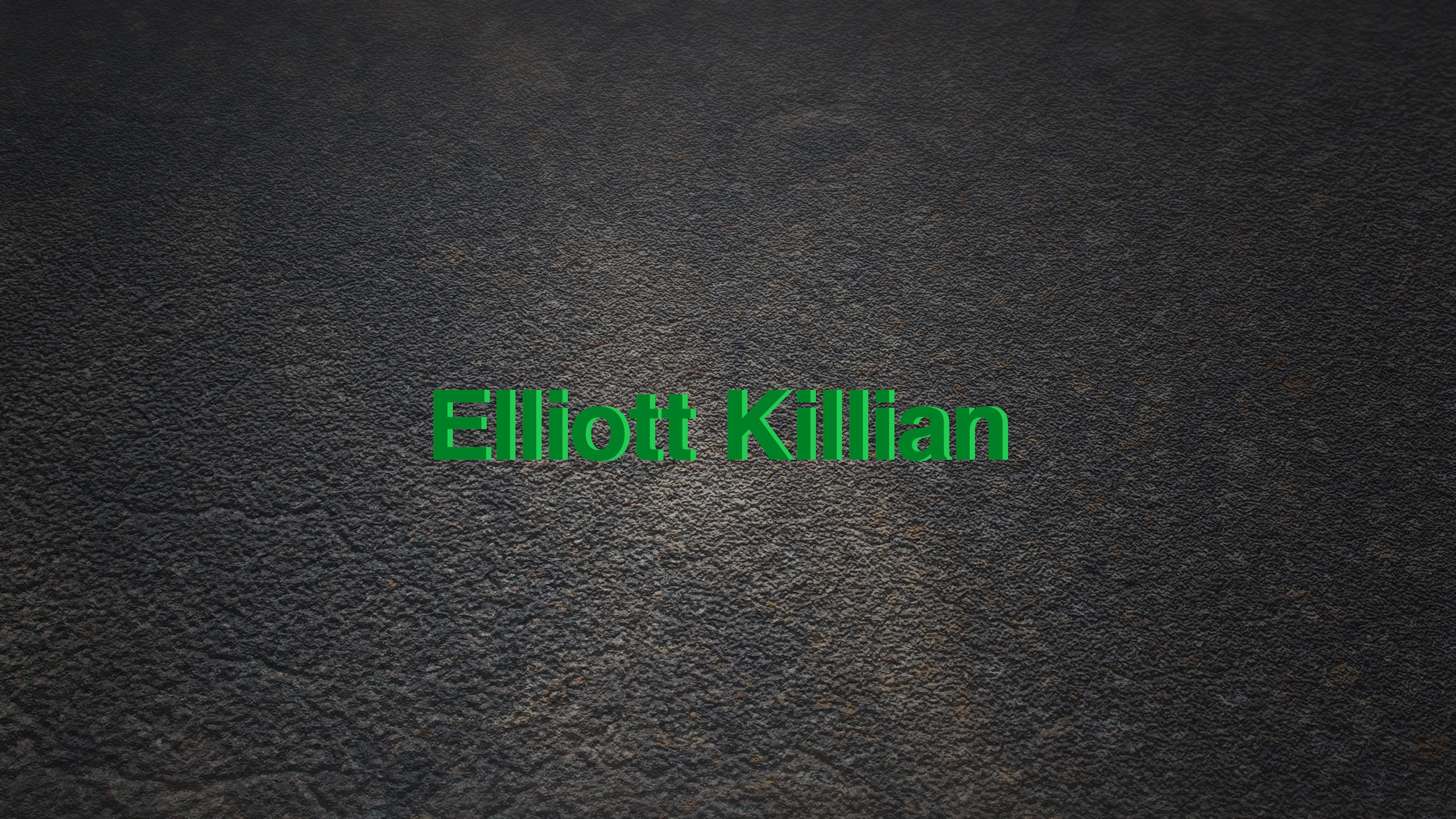 Elliott (@elliottkillian) Cover Image