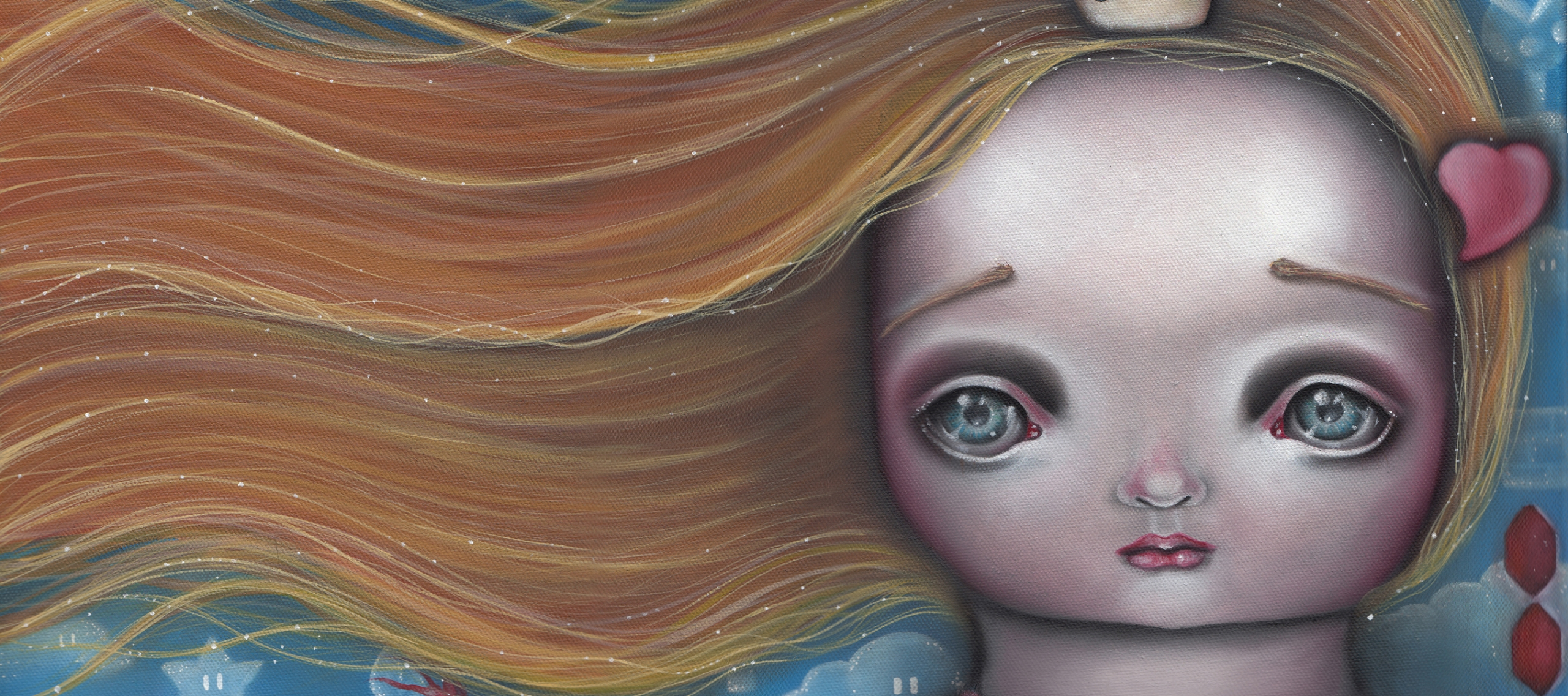 Abril Andrade  (@abrilart) Cover Image