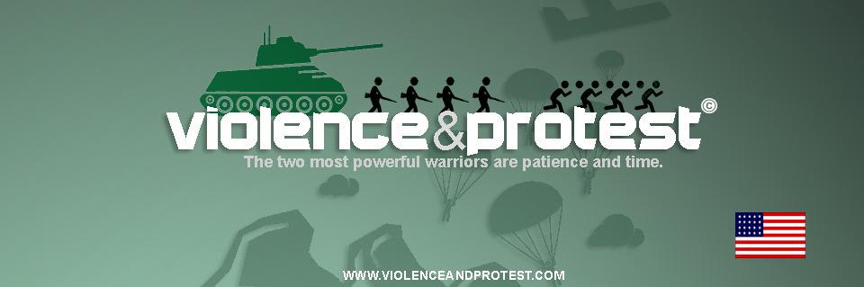 O'Rane Mansolin (@violenceandprotest) Cover Image
