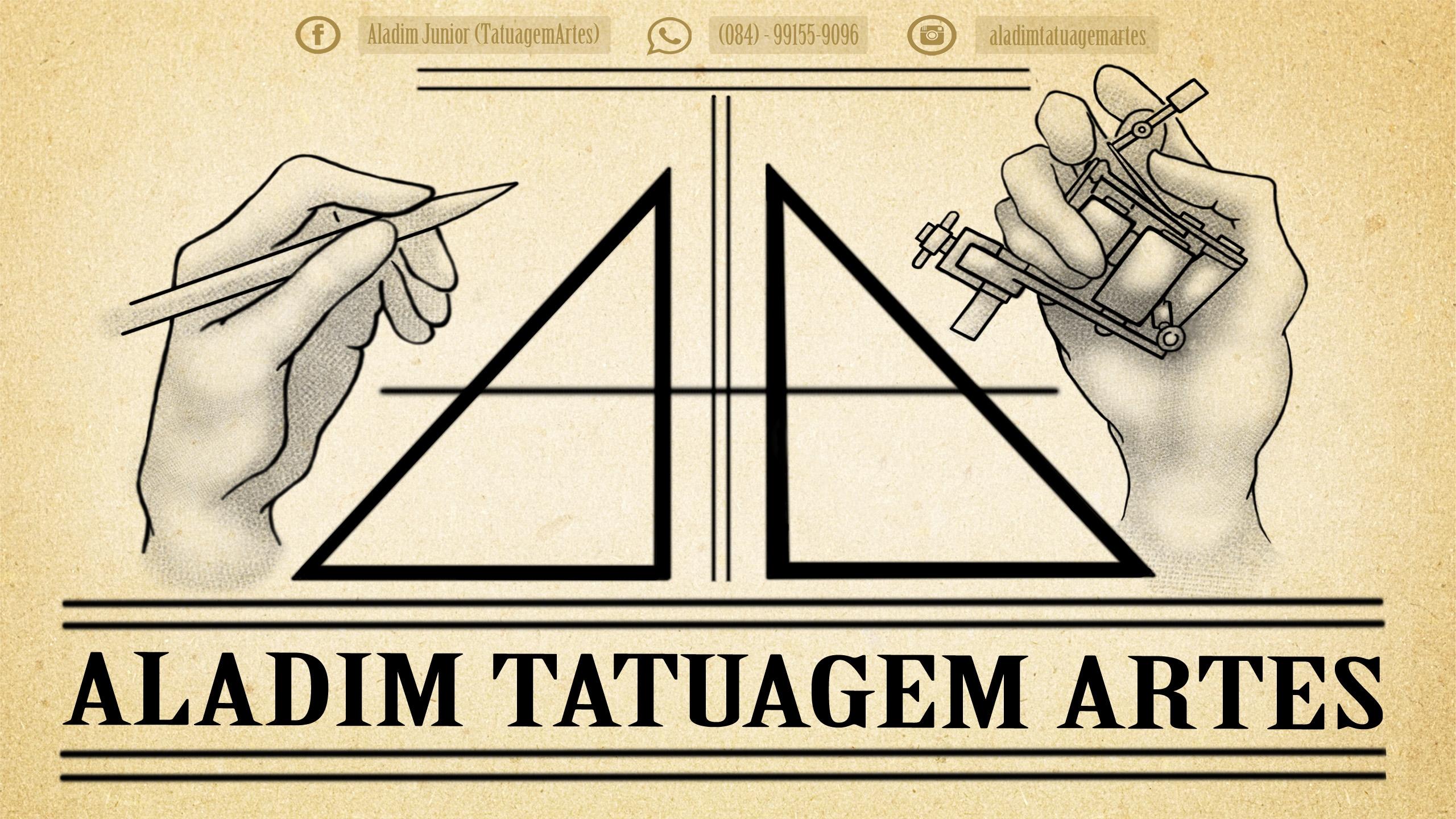 Aladim Junior (@aladimtatuagemartes) Cover Image