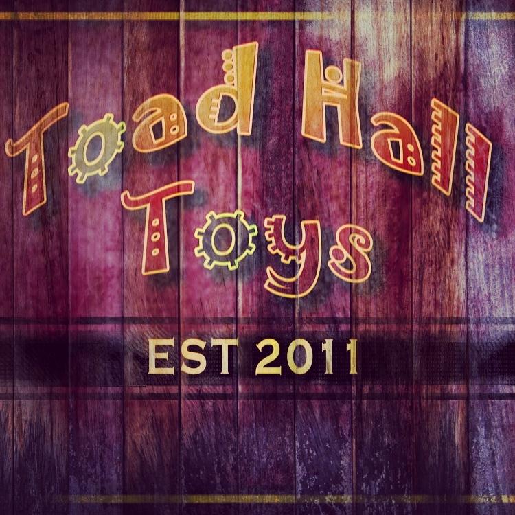 Darin Klatt @ Toad Hall Toys. (@toadhall_toys) Cover Image