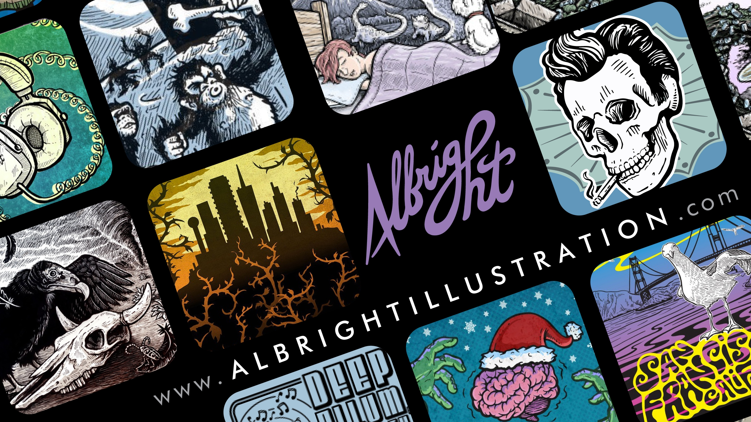 Brad Albright (@bradalbright) Cover Image