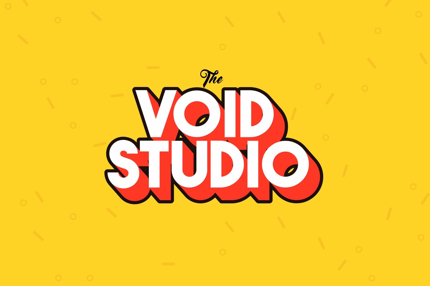(@voidstudio) Cover Image