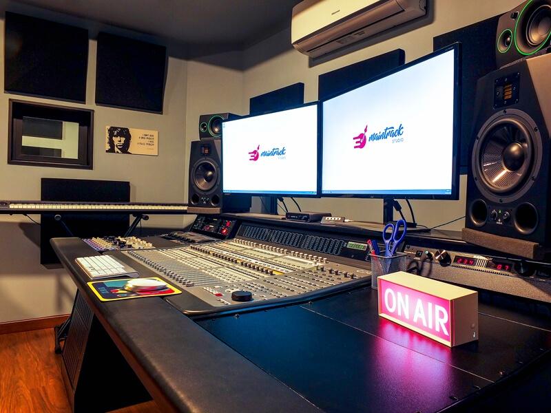 MainTrack Studio (@maintrackstudio) Cover Image