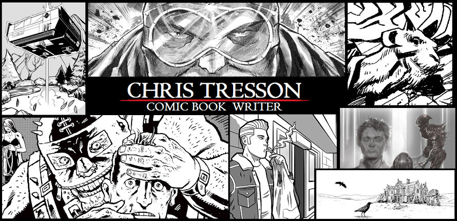 Chris Tresson (@christresson) Cover Image