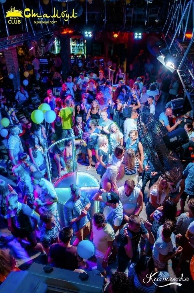 """Железный Порт .Beach Club """"Стамбул"""" (@stambulclub) Cover Image"""