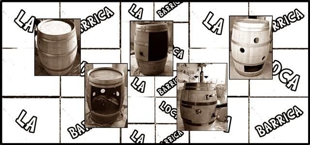 LA BARRICA LOCA (@lottta) Cover Image