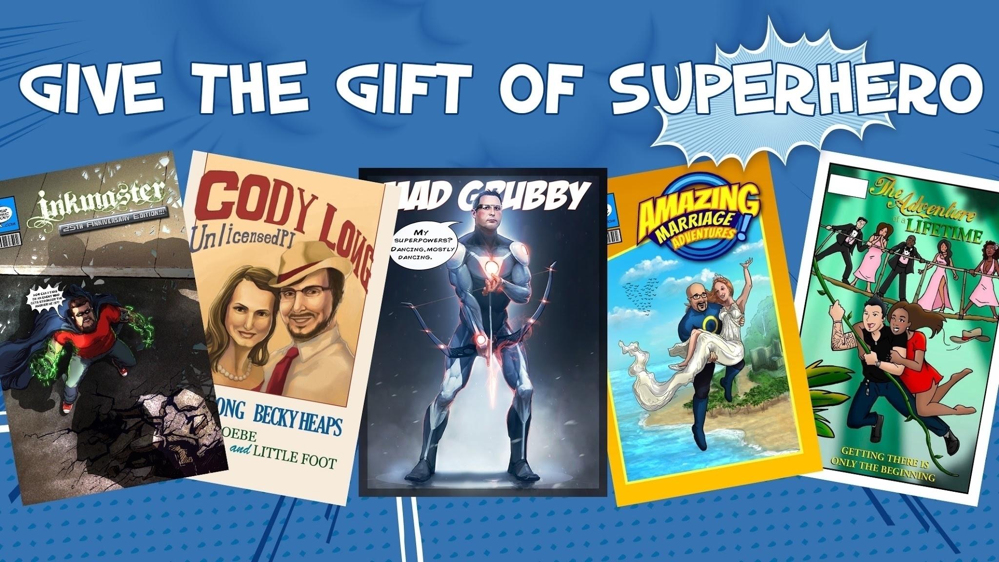 YourComicStory.com (@yourcomicstory) Cover Image