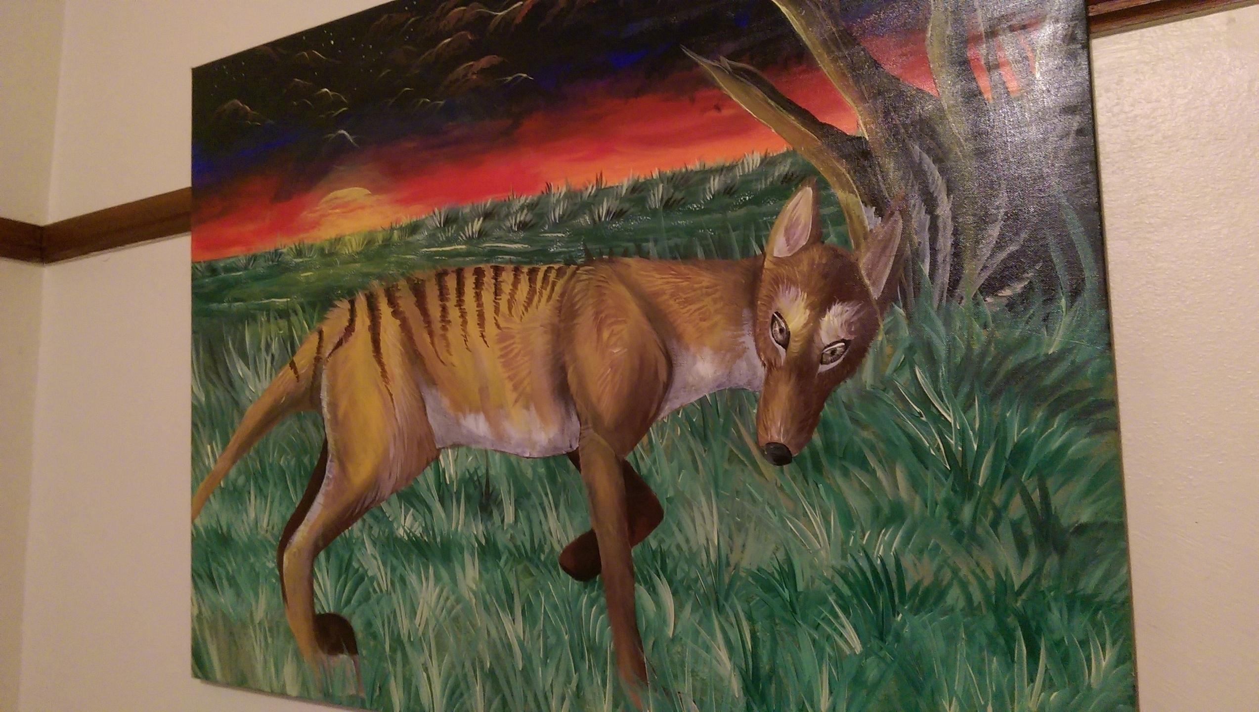 Paskhowl Thylacine (@paskhowl) Cover Image
