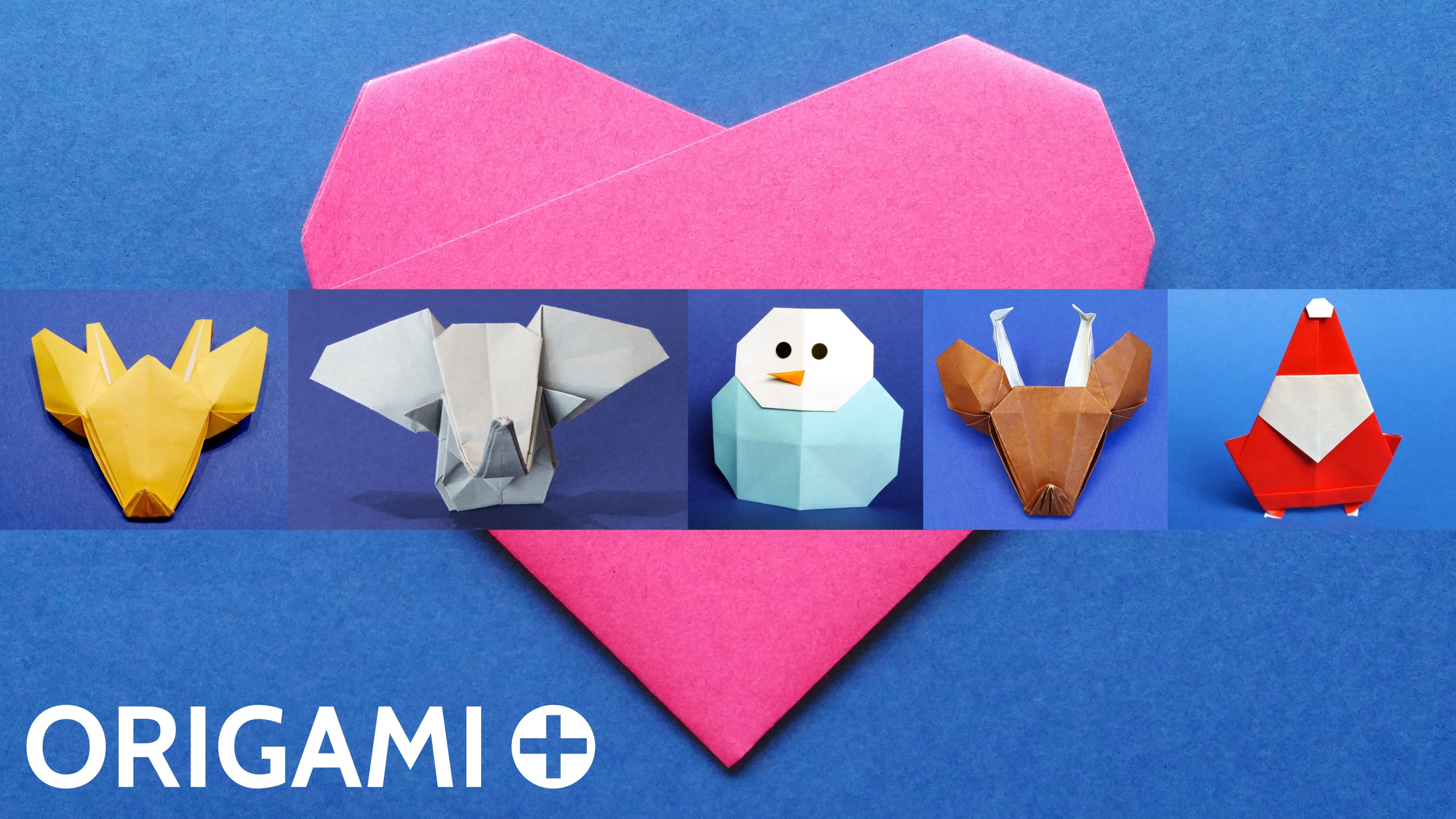 Stéphane Gigandet (@origamiplus) Cover Image