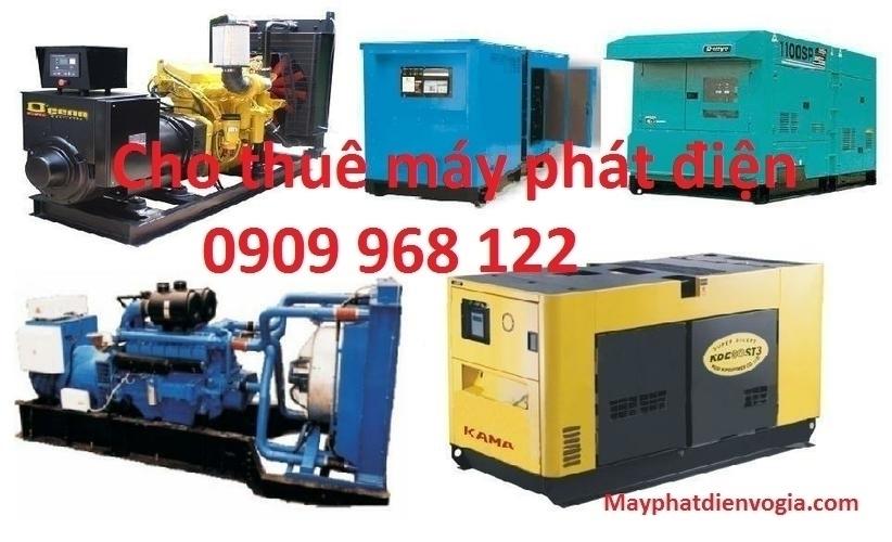 Cho thuê máy phát điện (@cho-thue-may-phat-dien) Cover Image