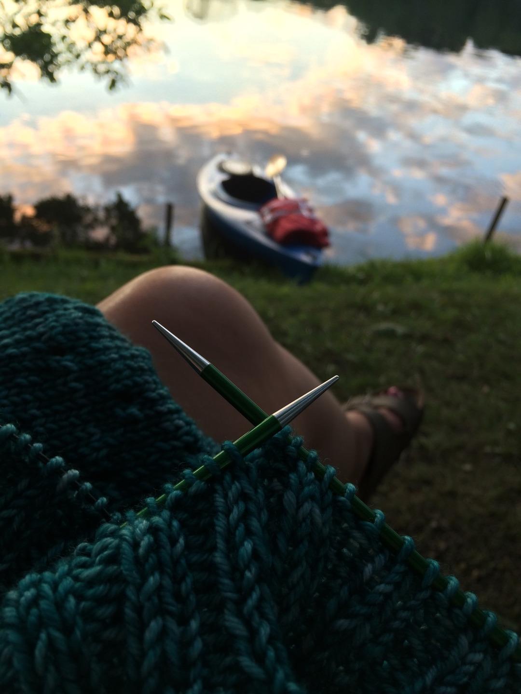Kristin (@knittingkris) Cover Image