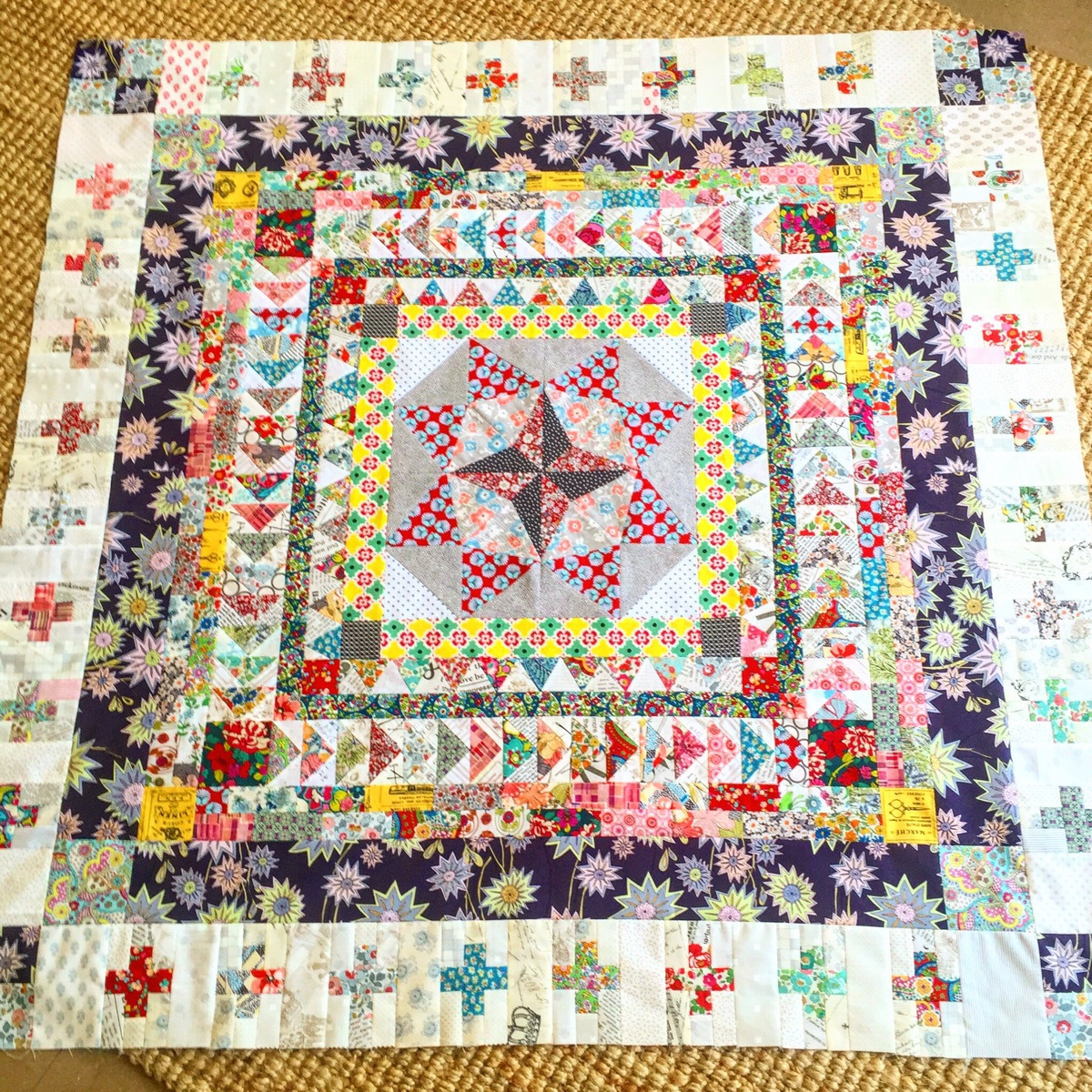 Jane Smith (@janesquilts) Cover Image