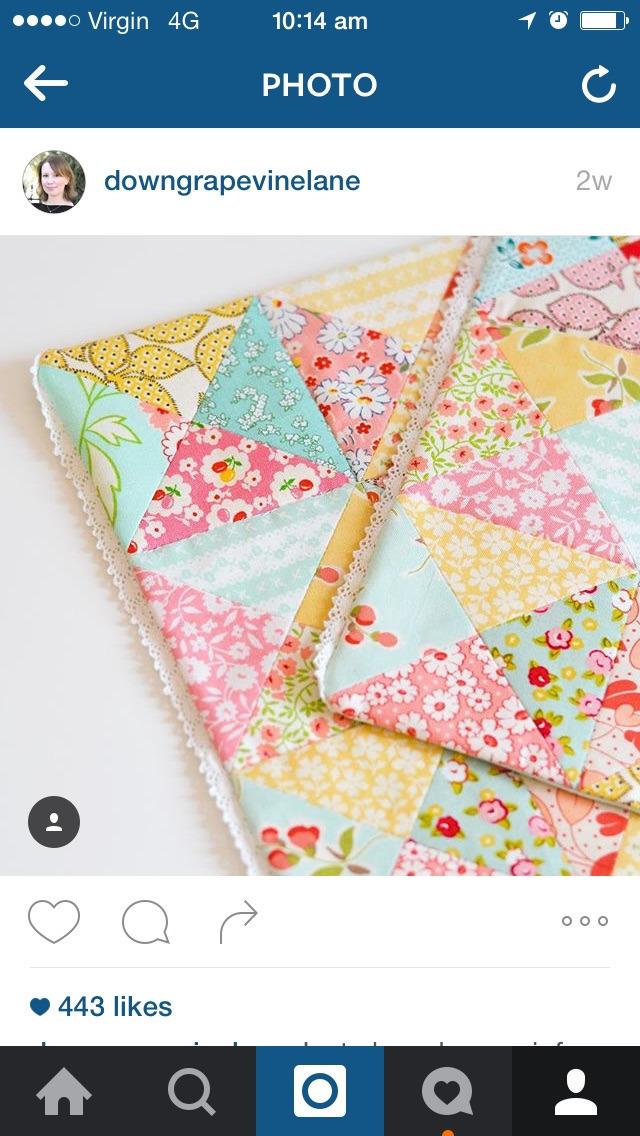 Sedef. Blogger. Fabric designer. (@downgrapevinelane) Cover Image