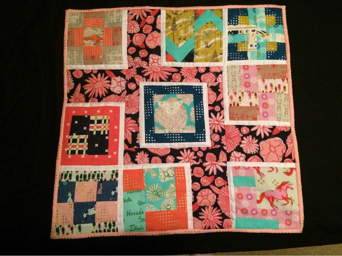 Kristen Mishler  (@busybutterflyquilts) Cover Image