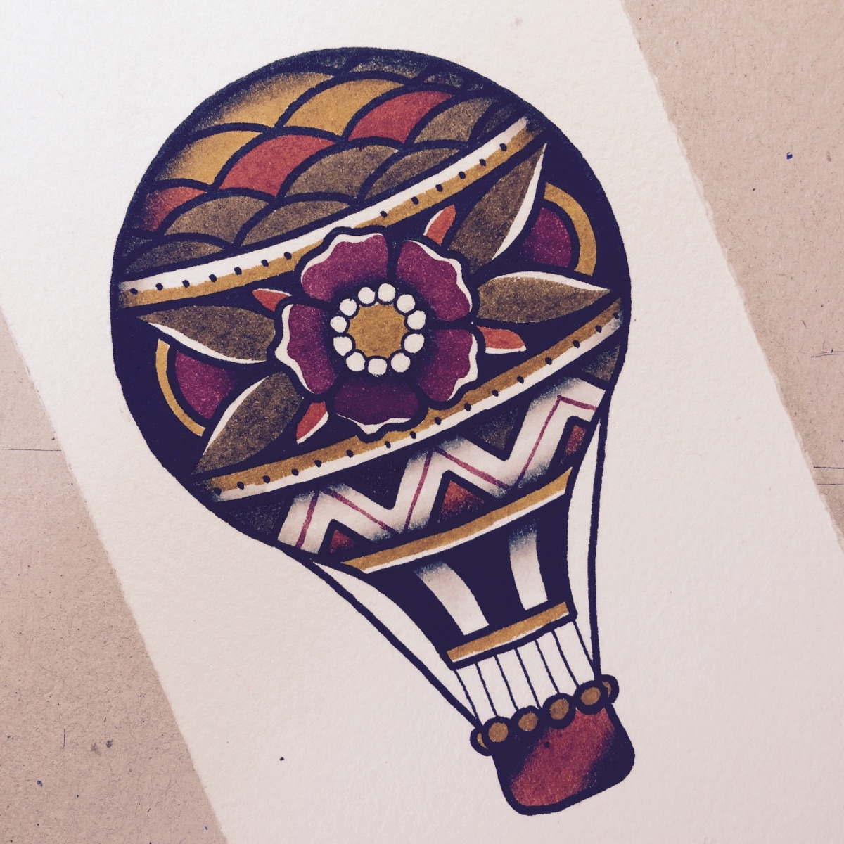 Tattoo art by Adriana Maluquer (@adri_maluquer) Cover Image