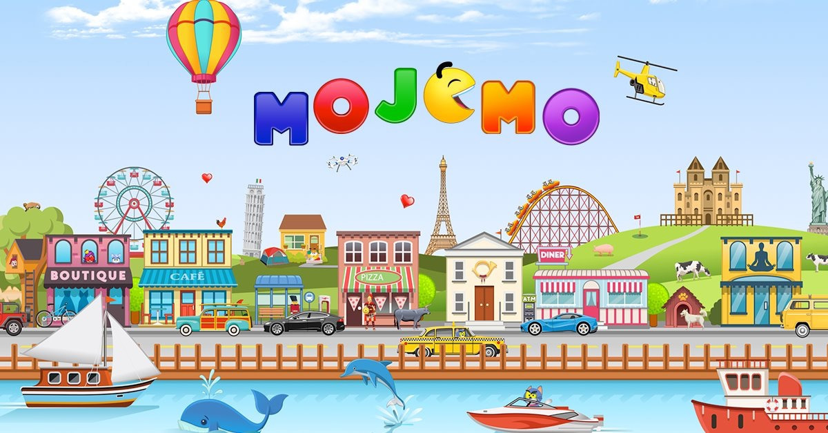 @mojemo Cover Image