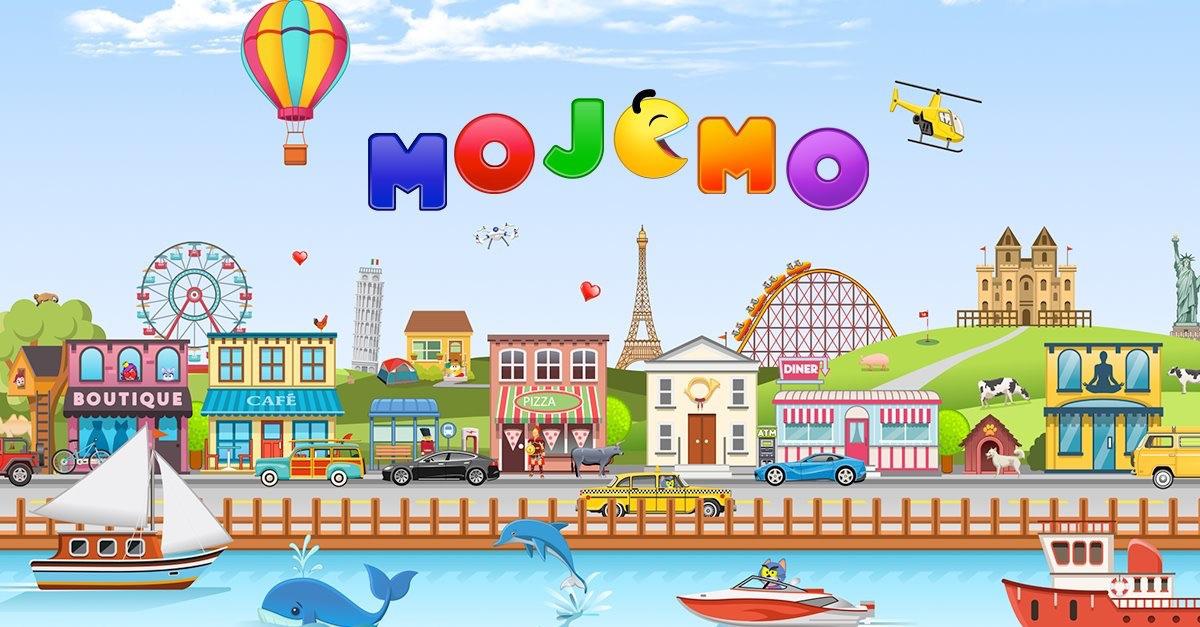 @mojemo Cover Image