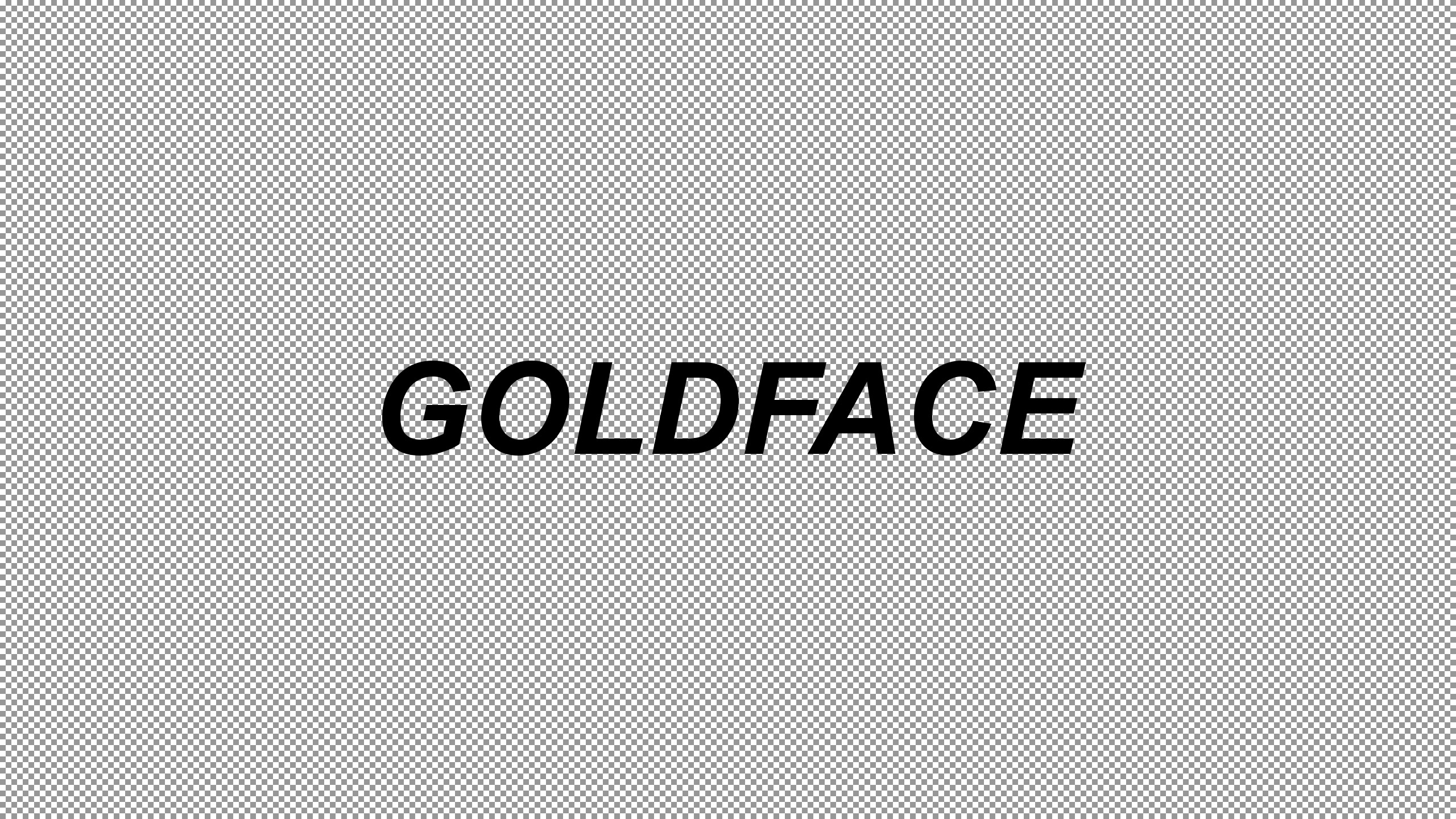 Goldface (@goldface) Cover Image