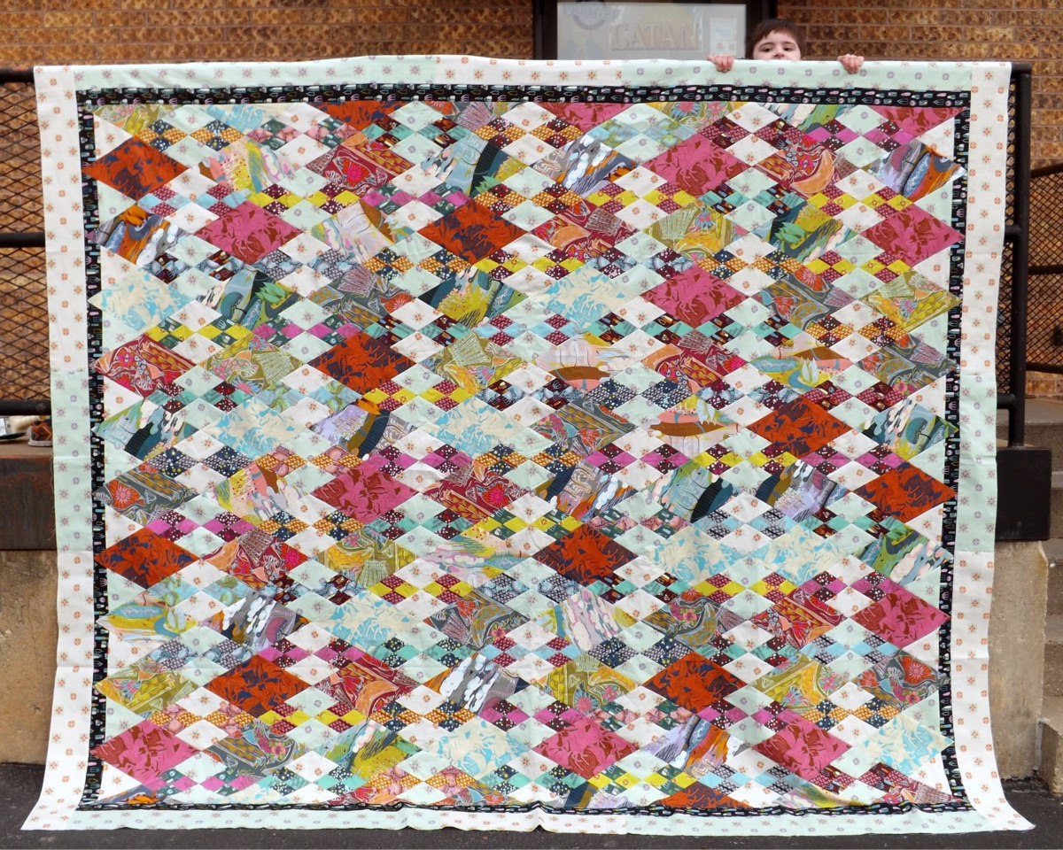 Jeanne Cupertino (@greycatquilts) Cover Image