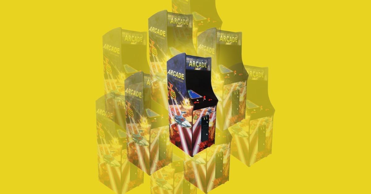 Arcade Classics (@arcadeclassics) Cover Image