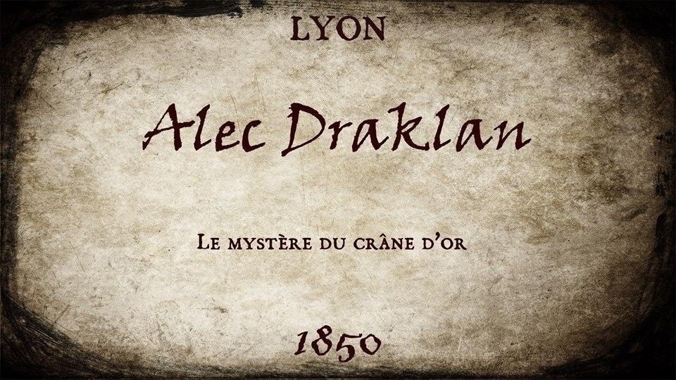 Alec Draklan - Les Mystères de Lyon (@alecdraklan) Cover Image