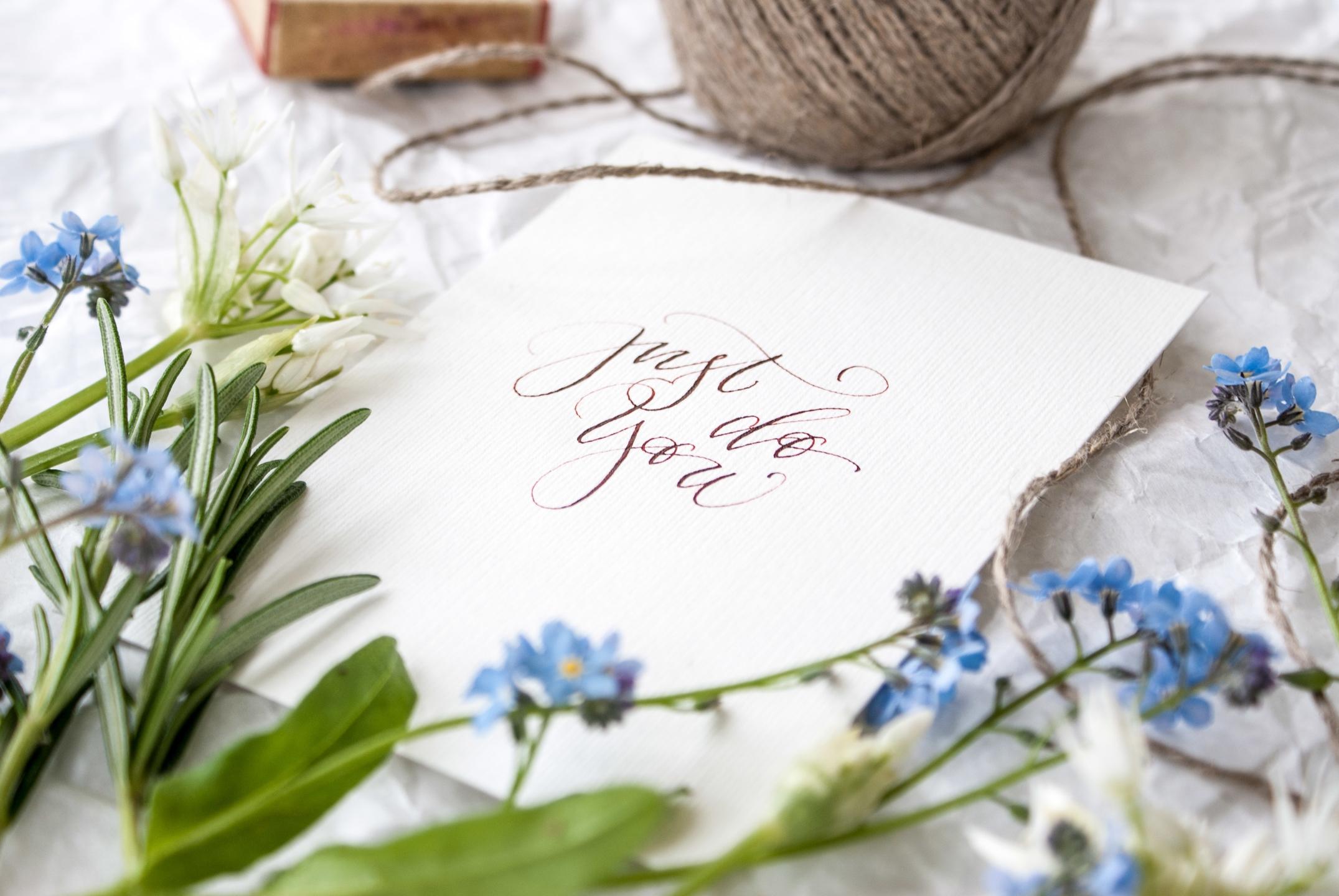 Kalligrafie mit Liebe (@kalligrafiemitliebe) Cover Image