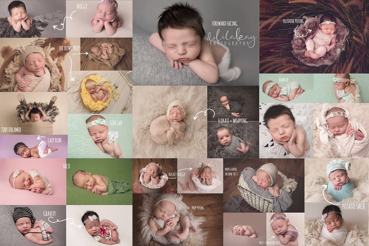 Kayla Couch Texas Newborn Photographer (@delilakayphoto) Cover Image