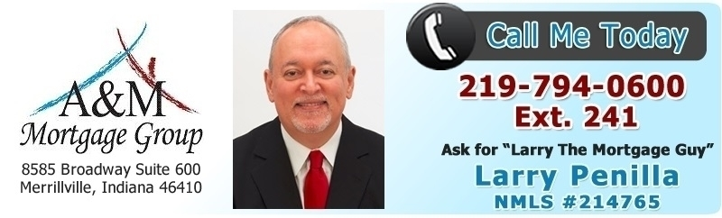 A&M Mortgage Group: Larry Penilla (@larrythemortgageguy) Cover Image