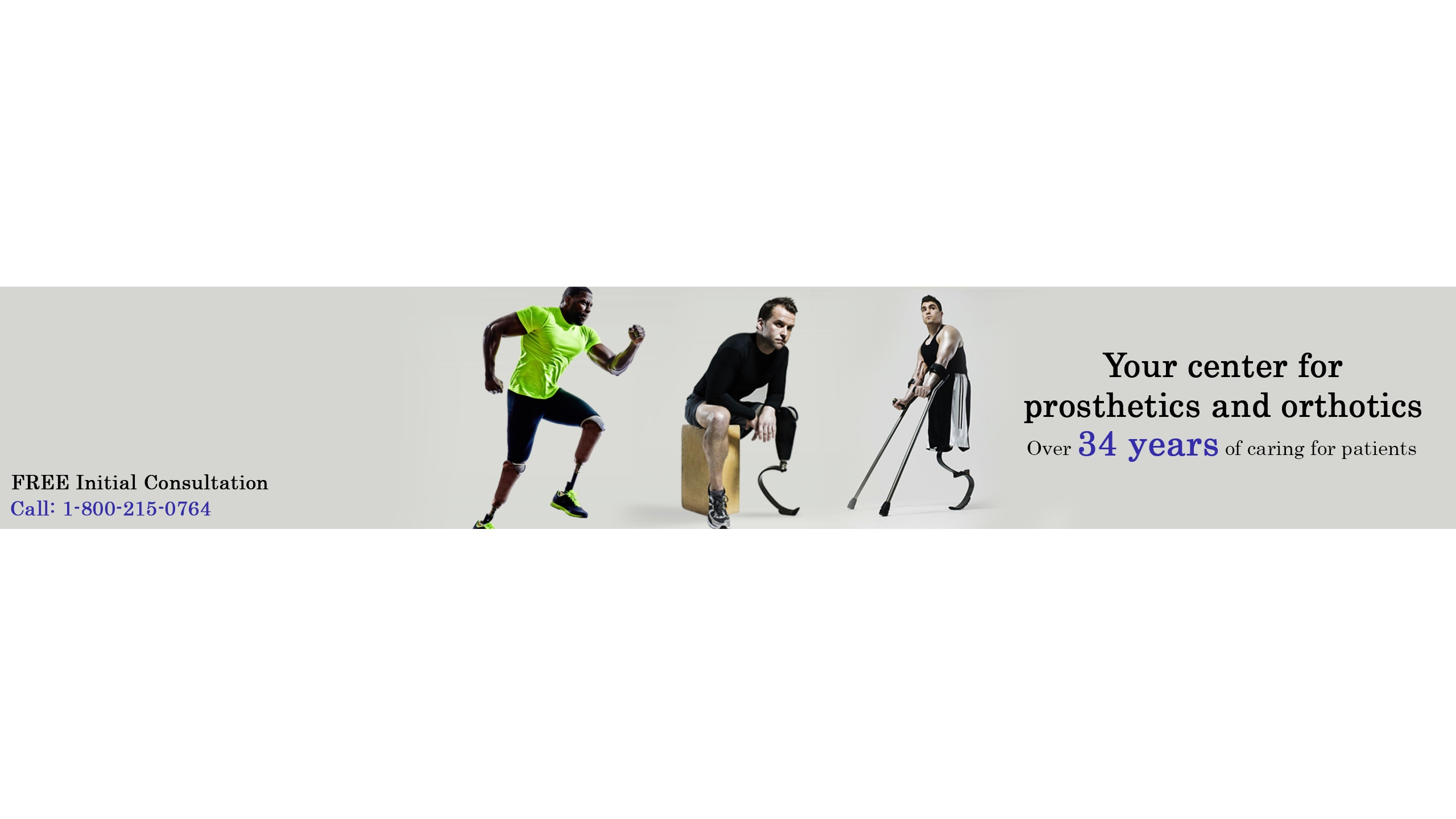 Capital Prosthetics and Orthotics Center, Inc. (@capitalprosthetics) Cover Image