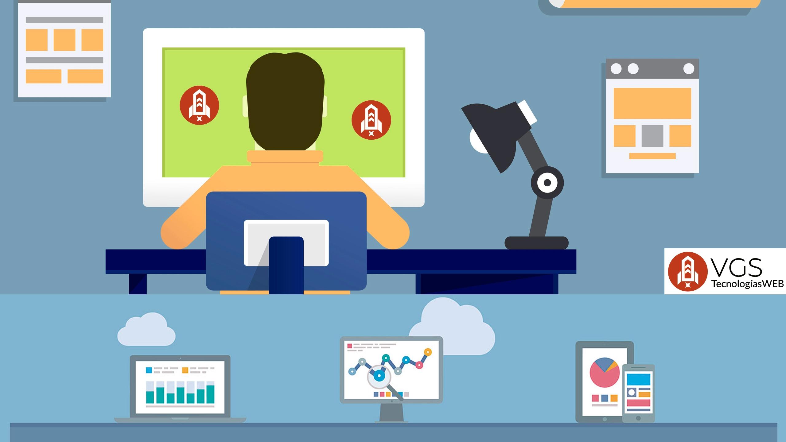 VGS Tecnologías Web (@vgstecnologiasweb) Cover Image