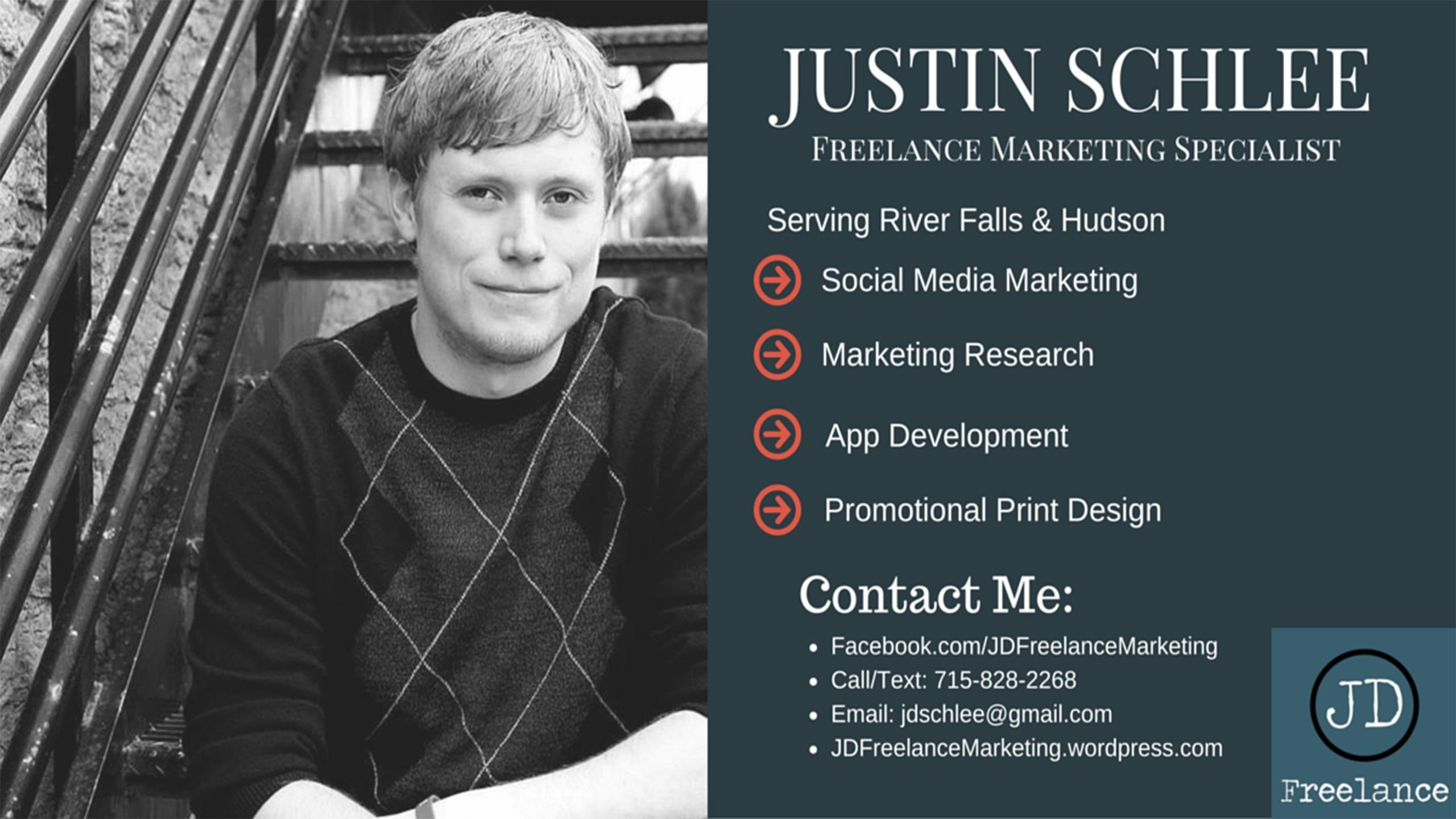 Justin Daniel (@jdfreelancemarketing) Cover Image
