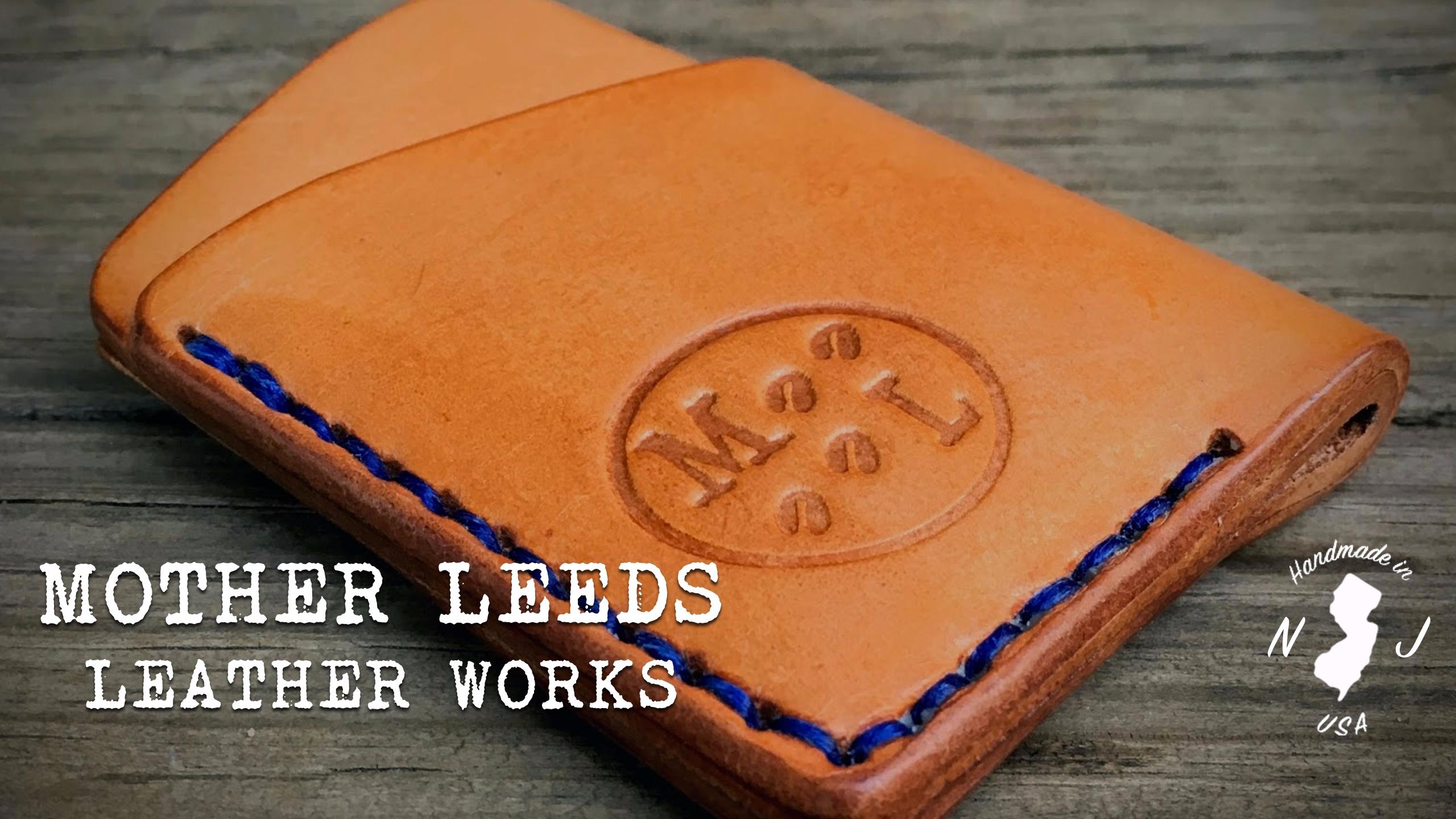 Mother Leeds Leather Works (@motherleedsleather) Cover Image