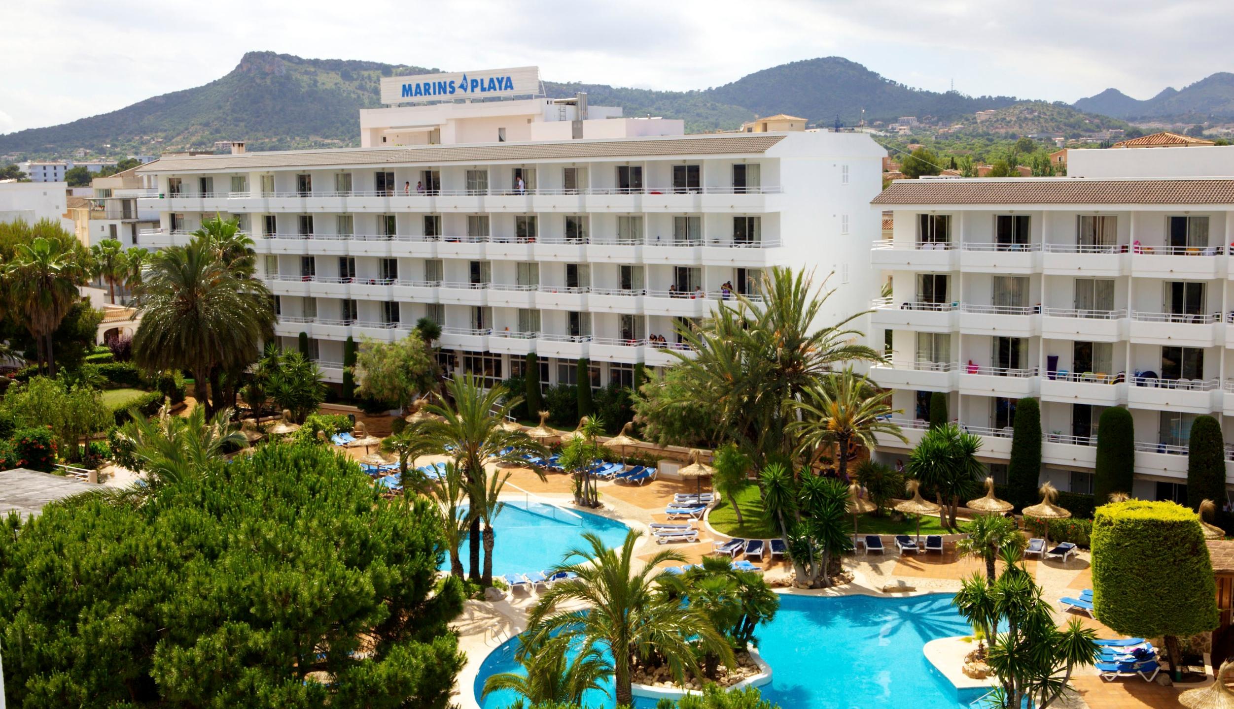 Marins Hotels (@marinshotels) Cover Image