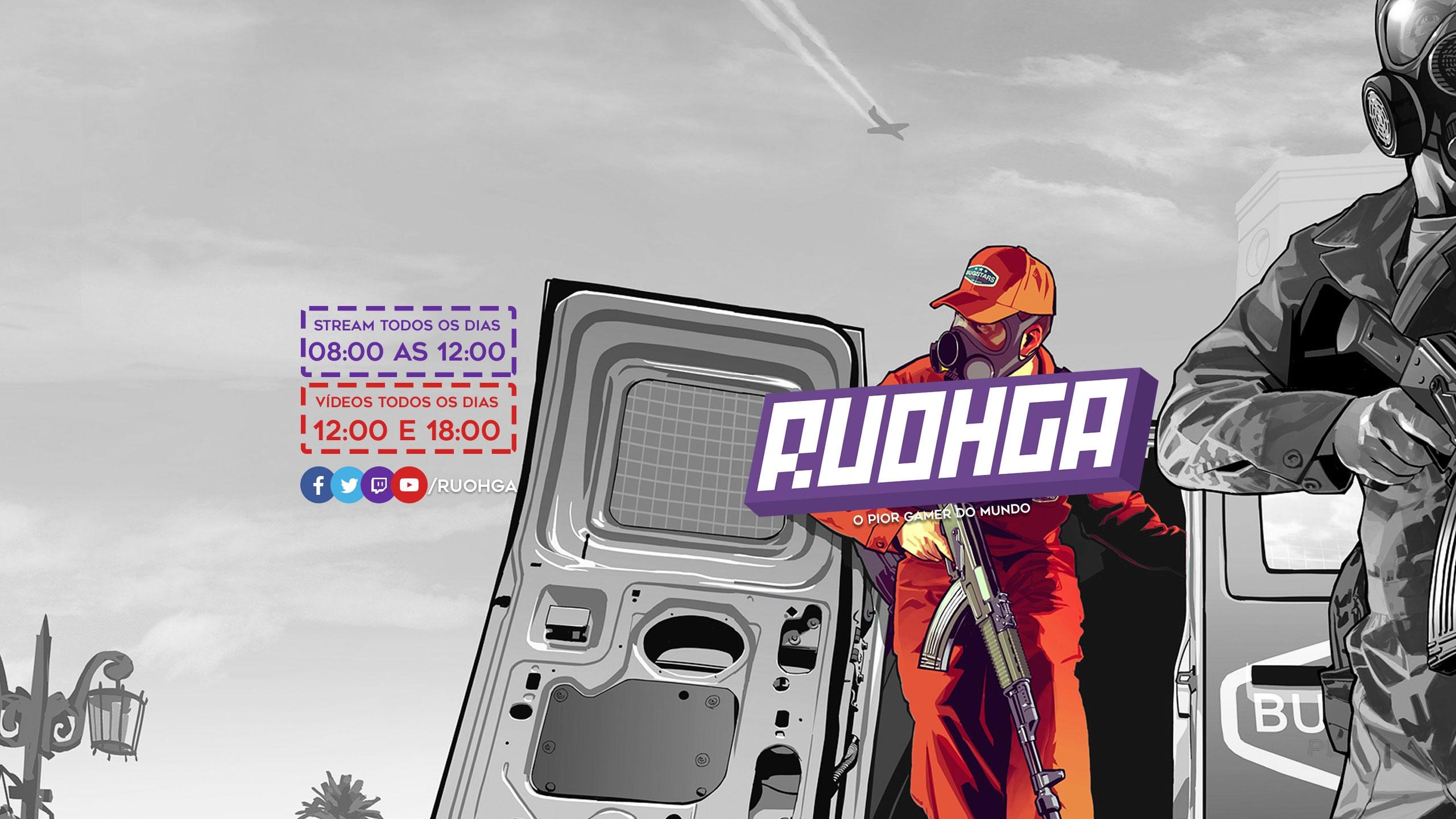 Ruohga (@ruohga) Cover Image