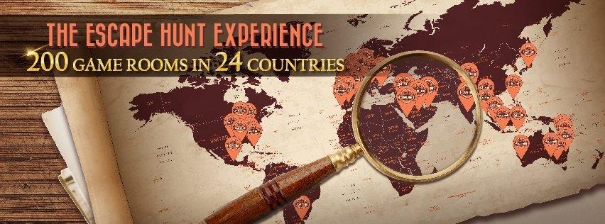 The Escape Hunt Experience Dubai (@dubaiescapehunt) Cover Image