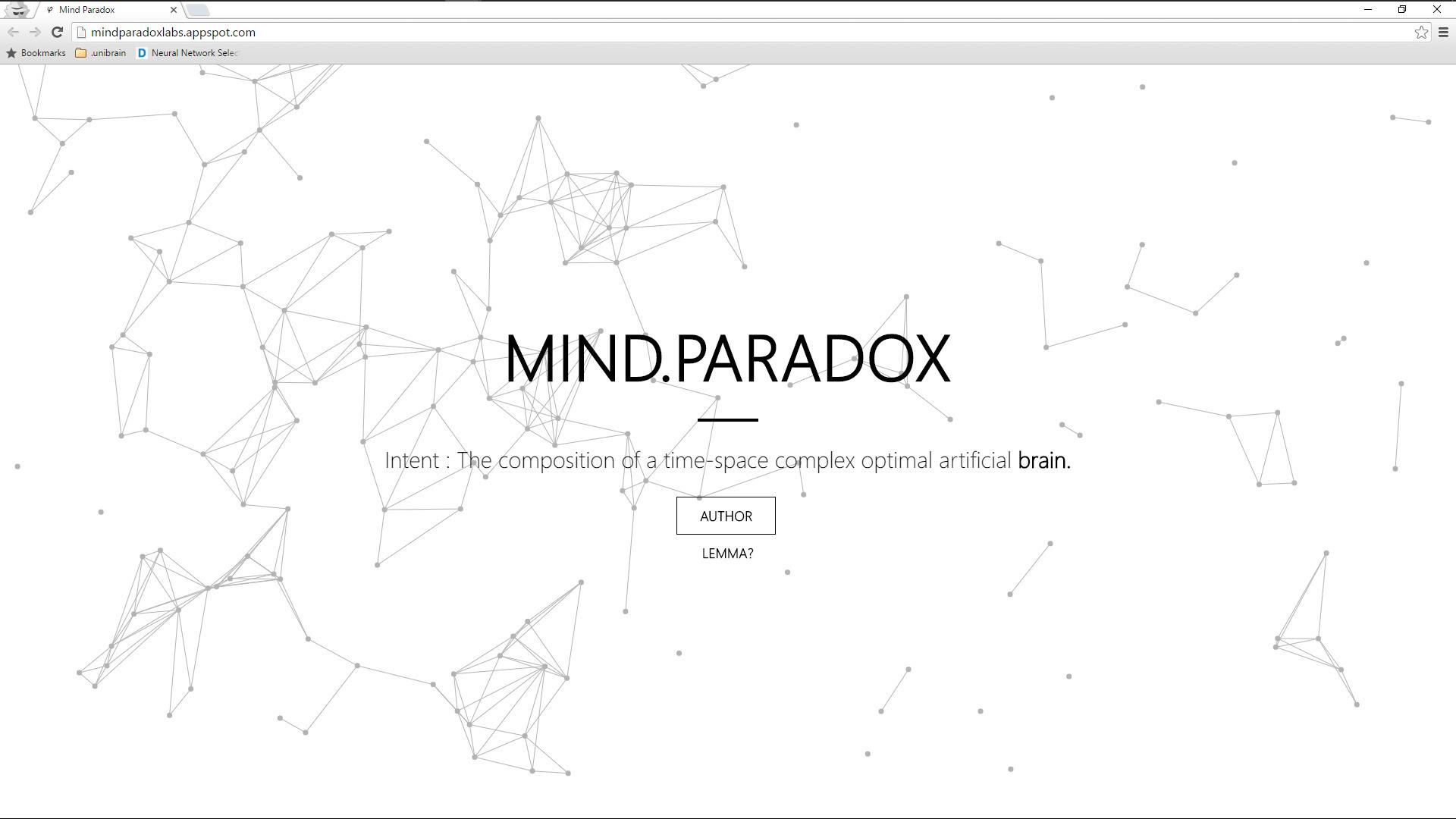 Jordan Micah Bennett (@mindparadoxlabs) Cover Image