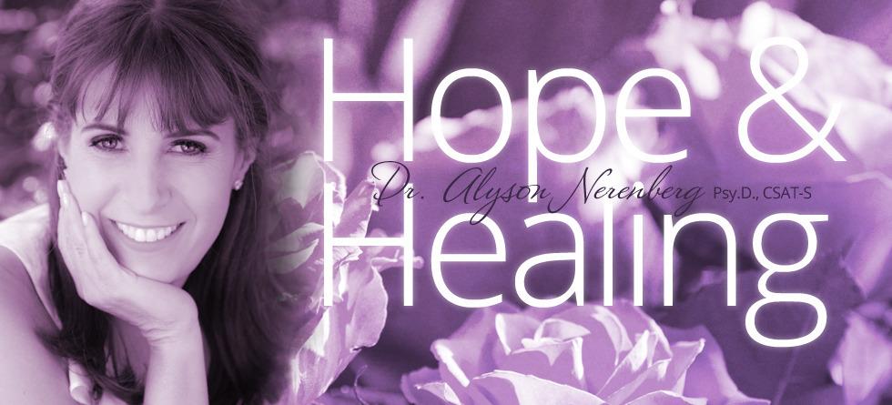 Dr. Alyson Nerenberg Psychology Associates, PC (@healingrelationshipspa) Cover Image