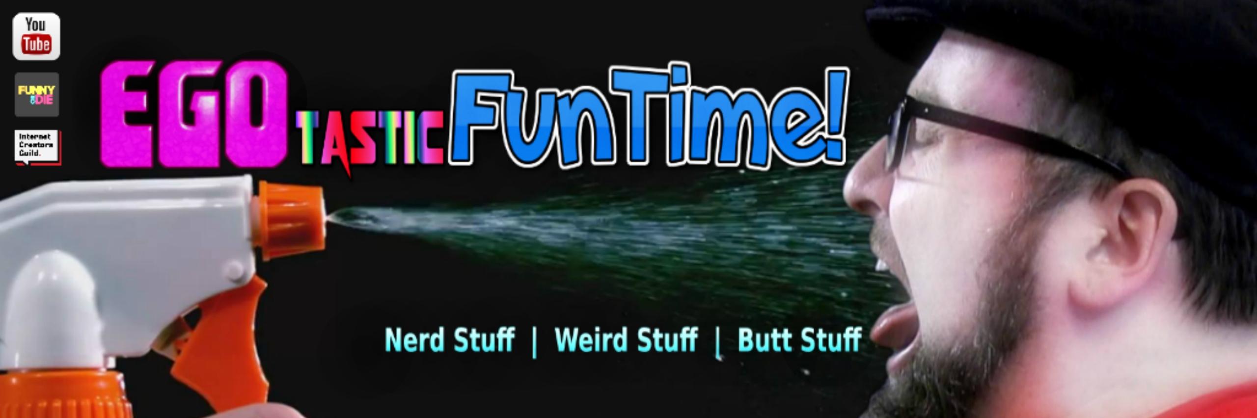 Egotastic FunTime! (@egotasticfuntime) Cover Image