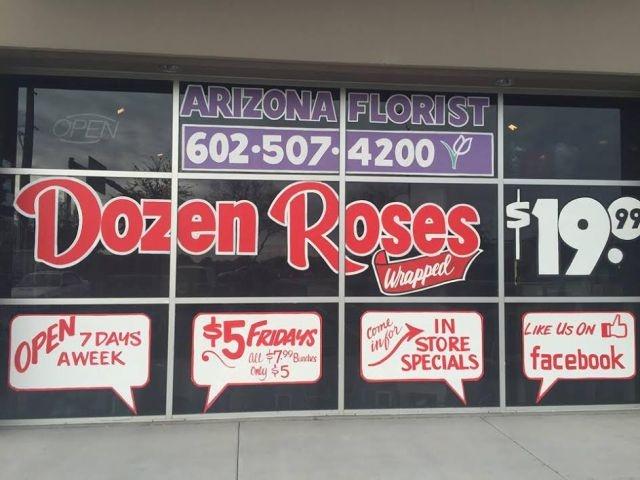 Arizona Florist (@azflorist) Cover Image