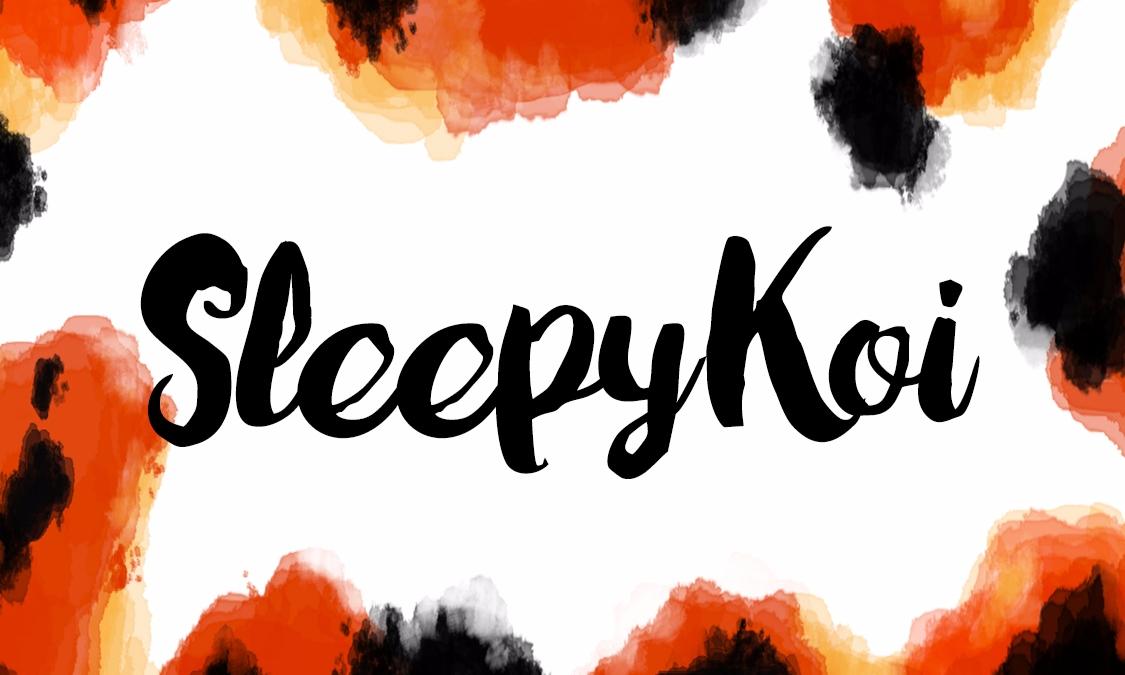 SleepyKoi (@sleepykoi) Cover Image